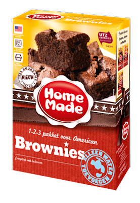 Mix voor brownies