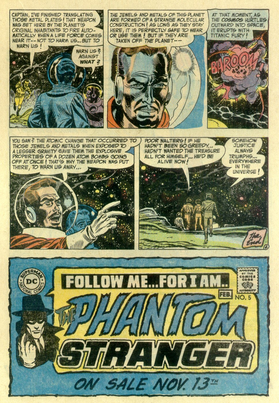 Strange Adventures (1950) issue 222 - Page 21