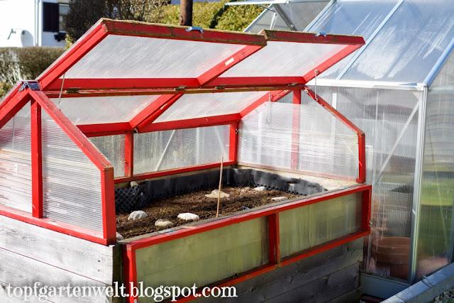 bessere Ernte aufgrund eines Hochbeets - Gartenblog Topfgartenwelt