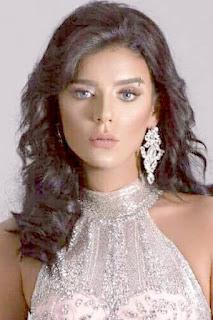 هبة السيسي (Heba El Sisi)، ممثلة وعارضة أزياء مصرية