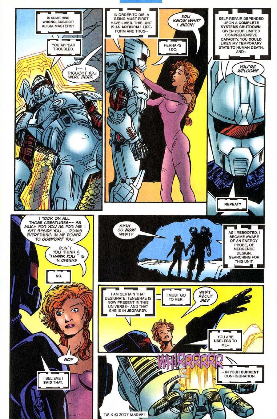Read online Silver Surfer (1987) comic -  Issue #143 - 29