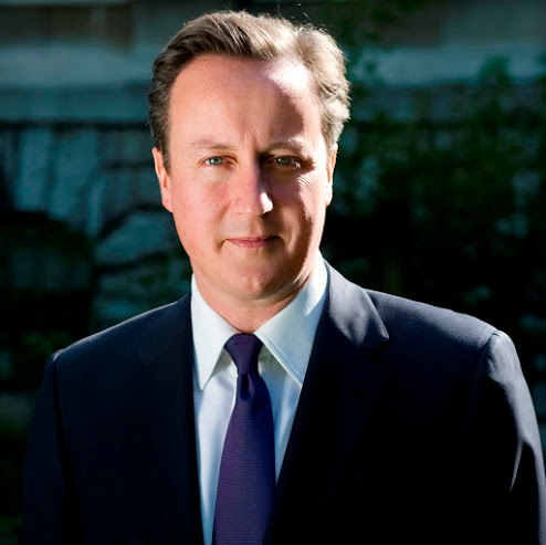 Prime Minister David Cameron said Christians should evangelise.