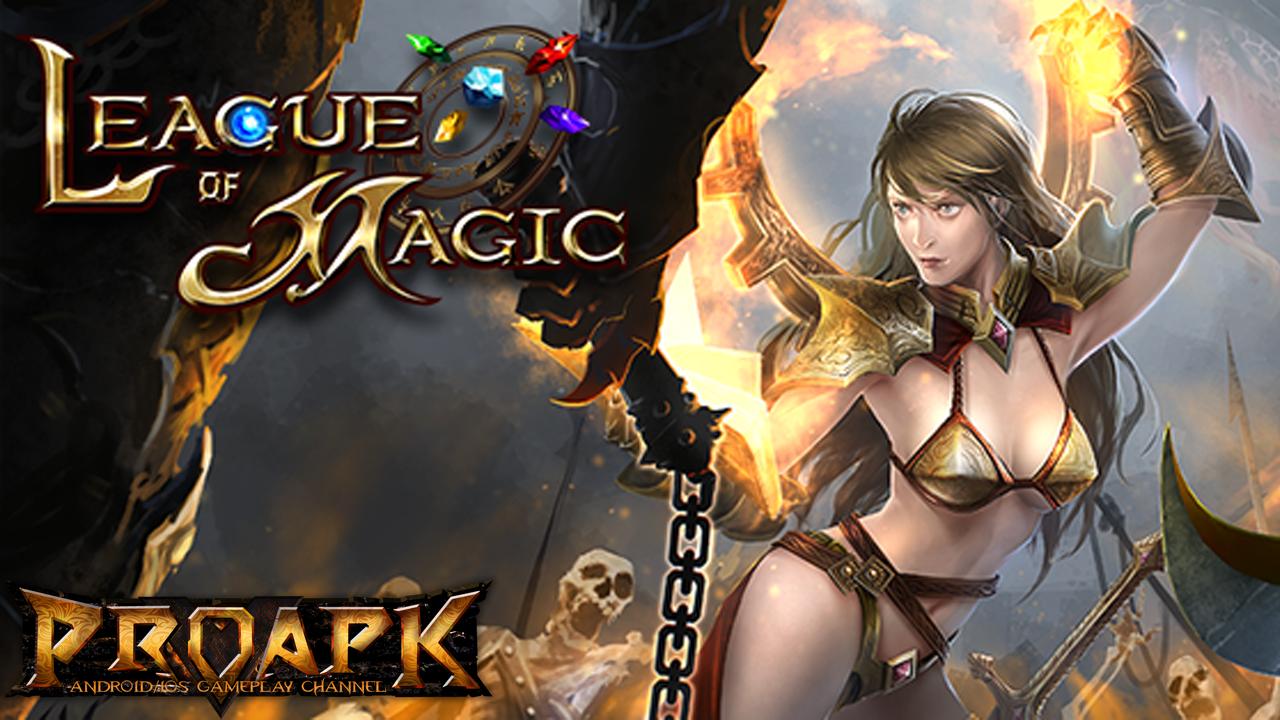 League of Magic