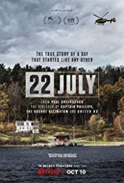 Watch 22 July Online Free 2018 Putlocker