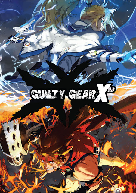 Guilty Gear XRD Download Cover Free Game