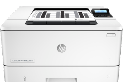 HP LaserJet Pro M402dne Driver for windows, linux and Mac OS