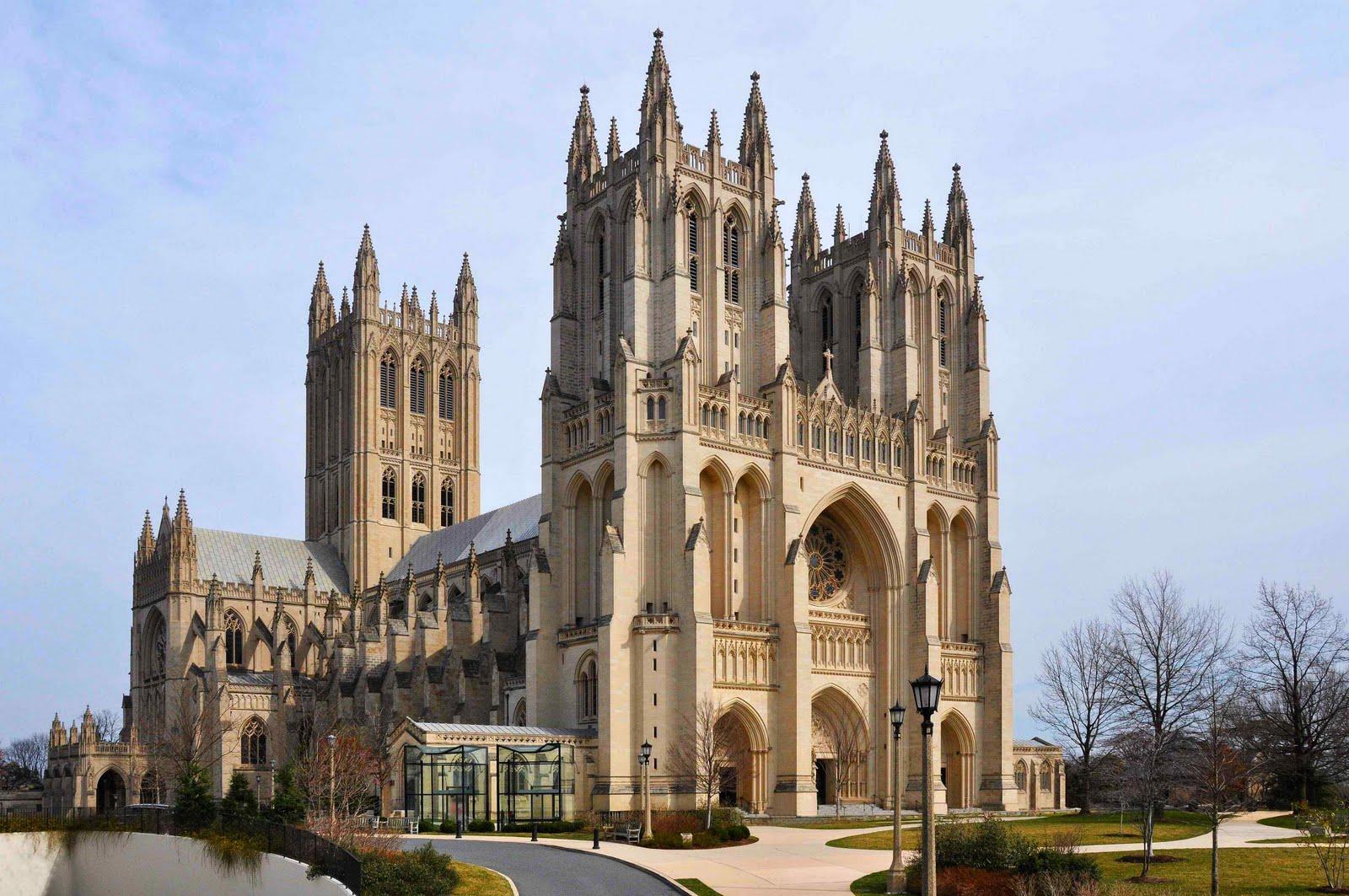Nikon Sniper Washington National Cathedral