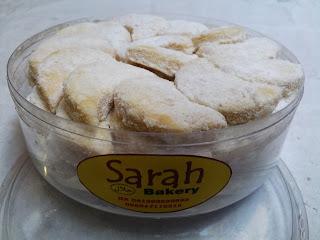 Puteri Salju Sarah Bakery