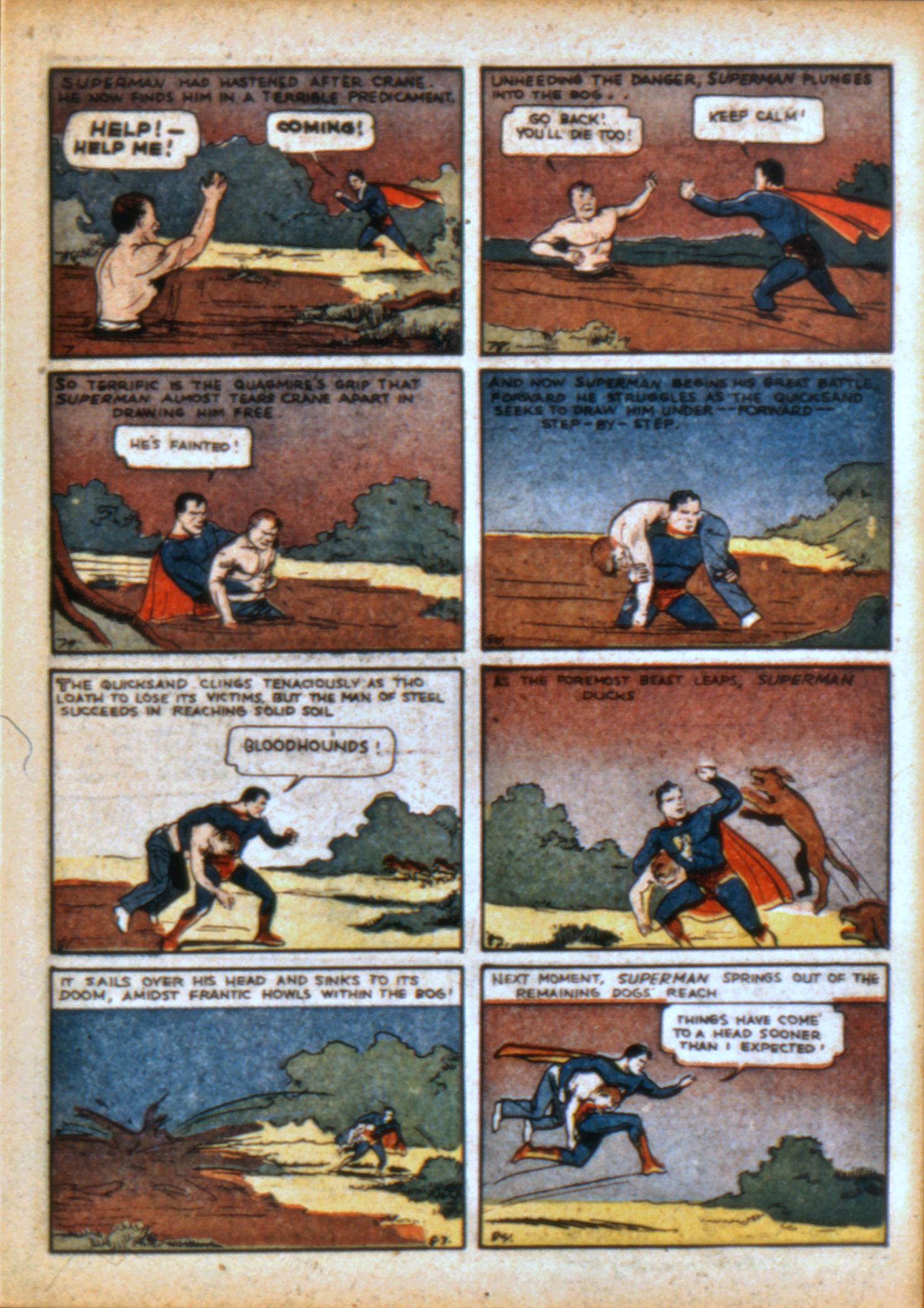Action Comics (1938) 10 Page 13