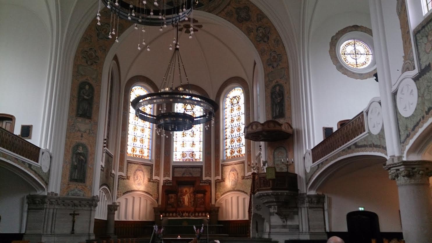 S:t Petri kyrka - Svenskakyrkan Malm