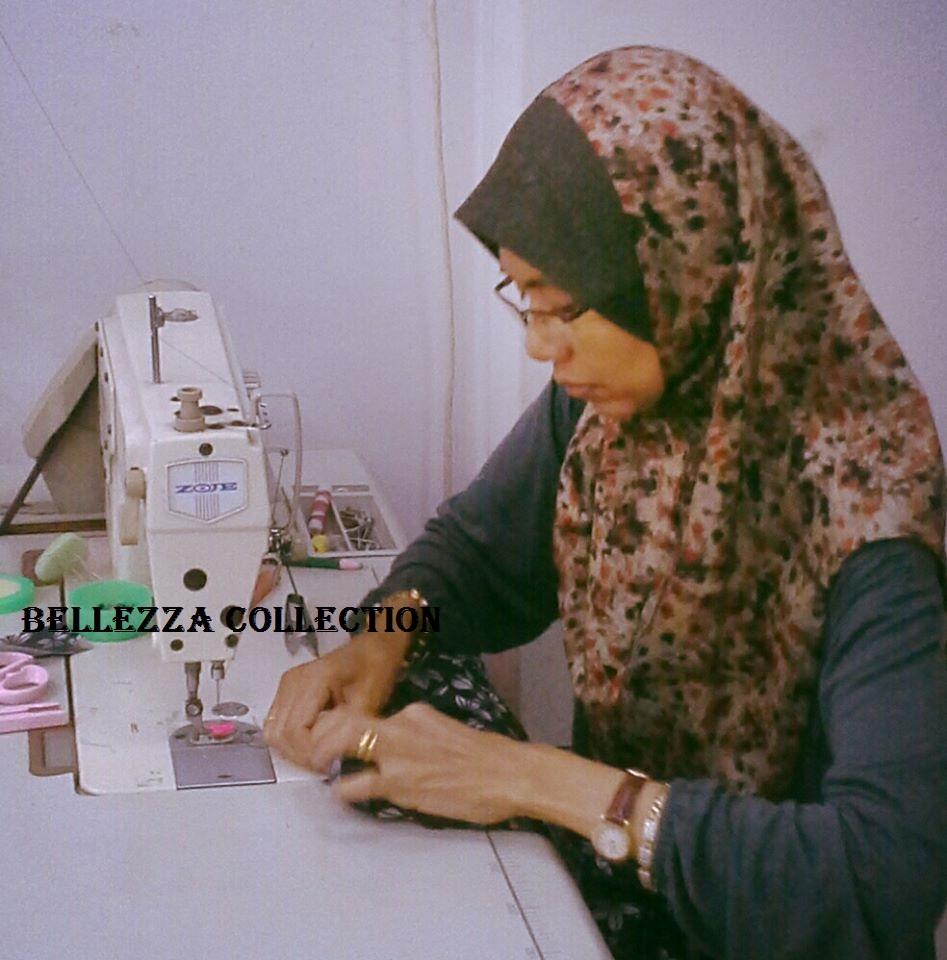 Kelas Jahitan Pakaian Bellezza Fashion Design Academy