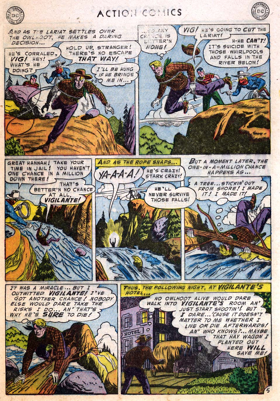 Action Comics (1938) 187 Page 37