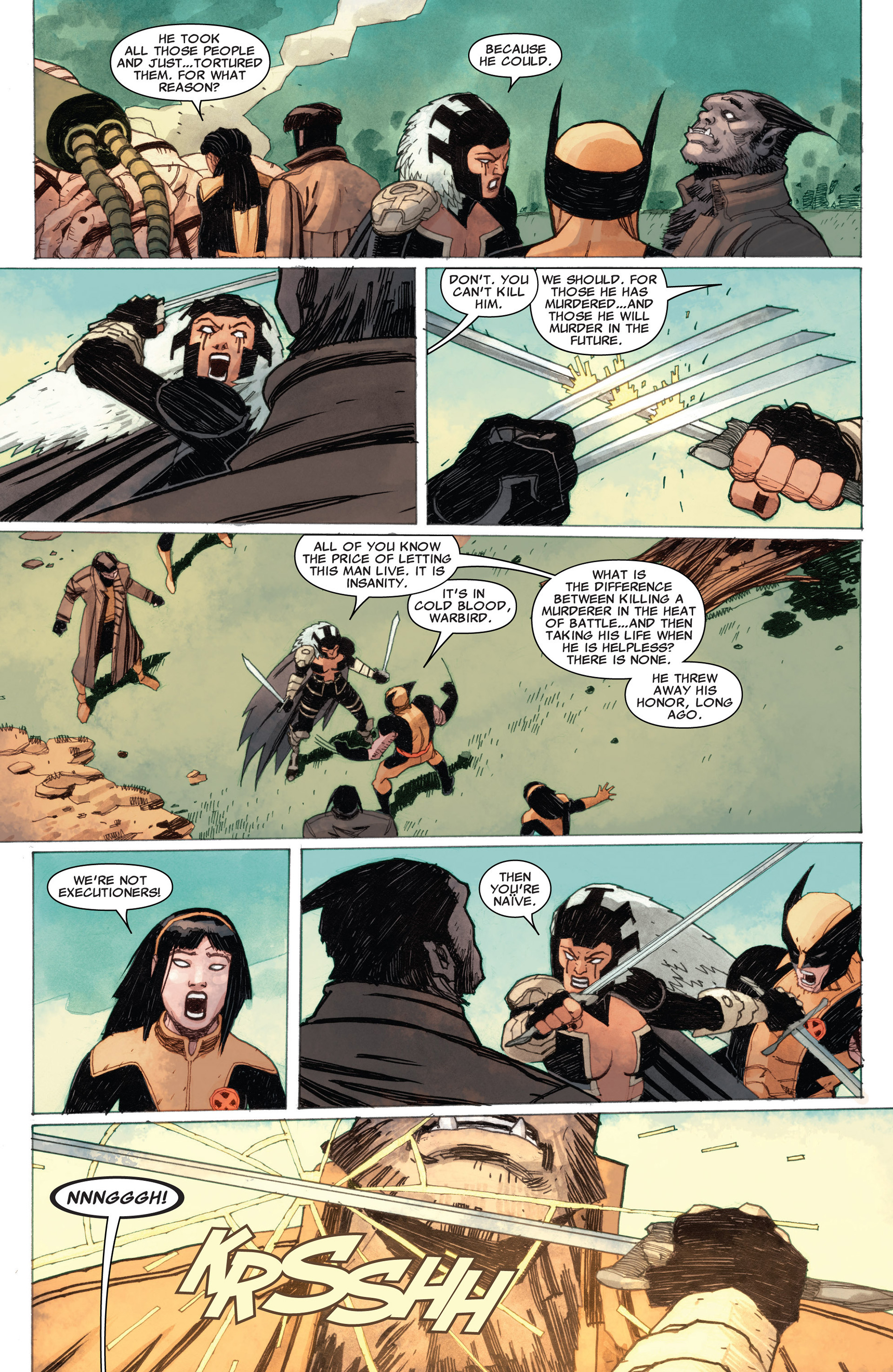 Astonishing X-Men (2004) issue 68 - Page 7