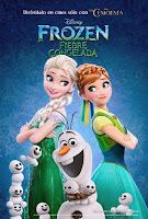 pelicula Frozen Fever