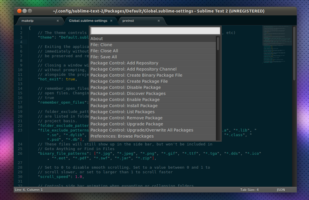 Easily Discover And Install Plugins In Sublime Text 2 or 3