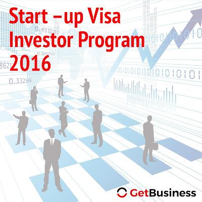startup visa investor program
