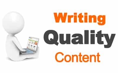 Top 5 Basic Tips for Blogger to Write High Quality Unique Content