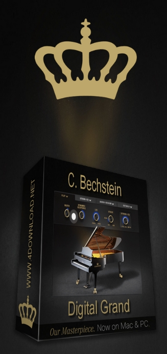 Download Bechstein Digital - C. Bechstein Digital Grand Full version