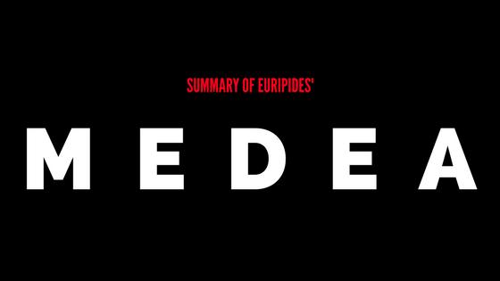 Medea by Medea- Summary