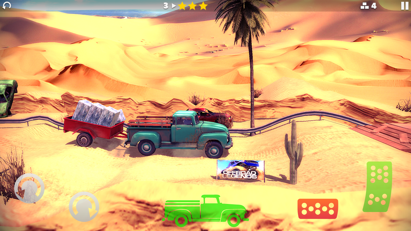Offroad Legends 2 Hill Climb MOD APK