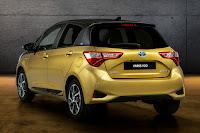 Toyota Yaris Y20 Launch Edition (2019) Rear Side