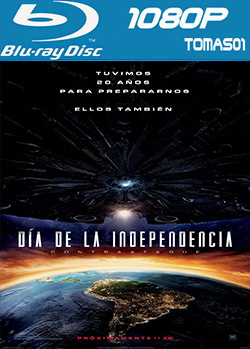 Día de la Independencia 2: Contraataque (2016) BRRip 1080p