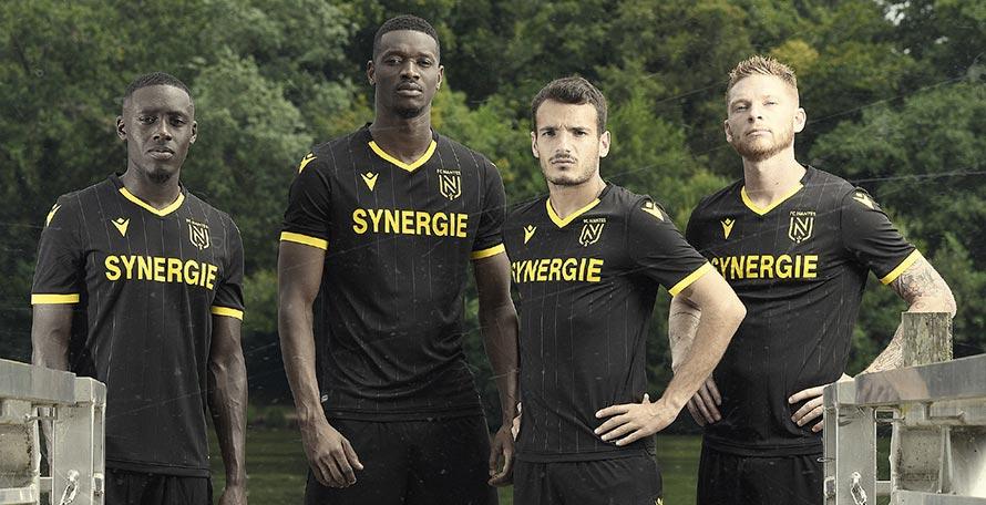 FC Nantes 20-21 Away Kit Released - Footy Headlines