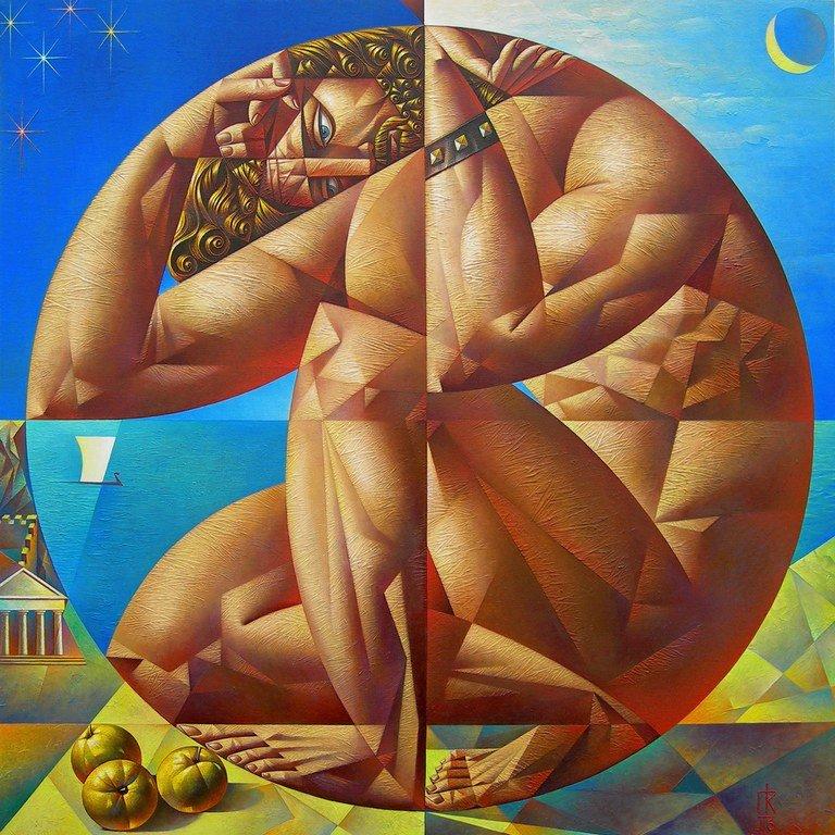 Georgy Kurasov Apples of Hesperides