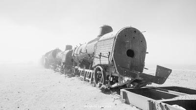 Train restoration.