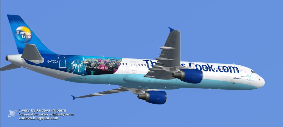 Thomas Cook Airlines Airbus A321-211 'Egypt' - Project Airbus – Talk