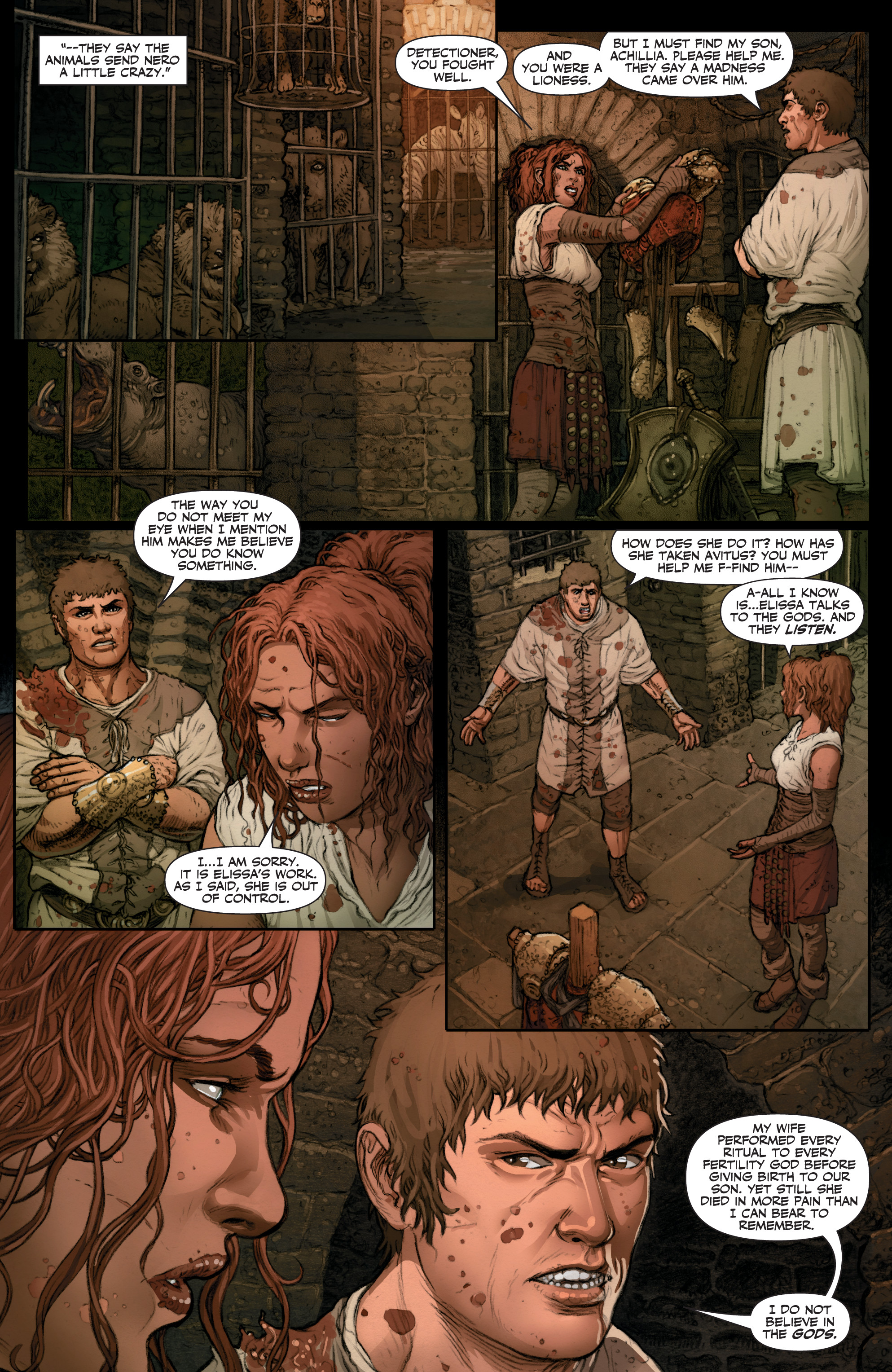 Read online Britannia: We Who Are About To Die comic -  Issue #3 - 13