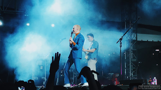 Alex Trimble and Sam Halliday, Two Door Cinema Club | Wanderland Music Festival 2019