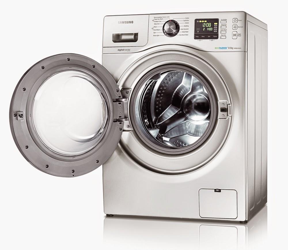 Kiat Memilih Mesin Cuci yang Bagus