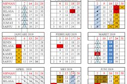 Kalender Pendidikan Tahun Pelajaran 2018/2019 Provinsi Banten