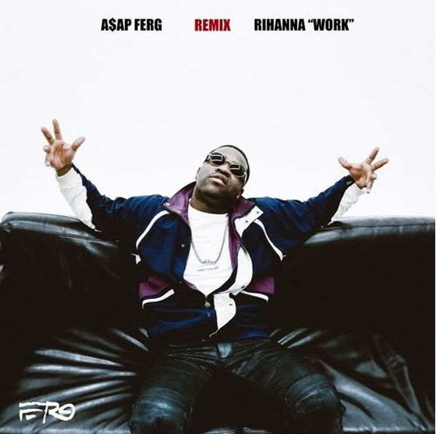 A$AP Ferg - Work (Remix)