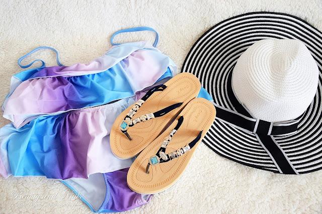 ROSEGAL, moje letnie zamówienie na plażę i nie tylko ;)