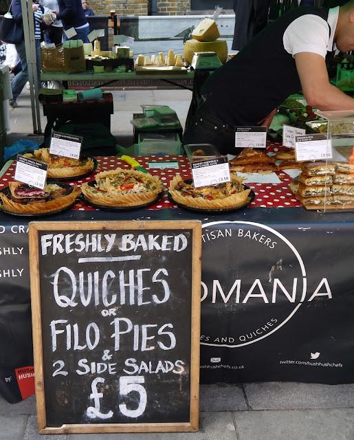 Venn Street Market , The Betty Stamp