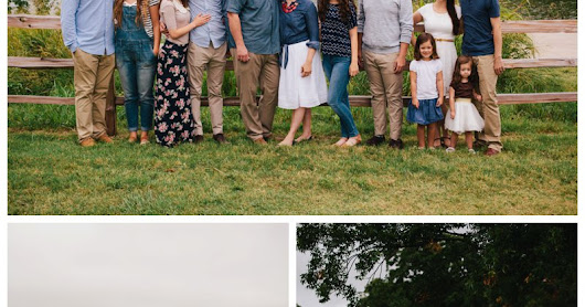 Extended Family Portraits in Plano: The Hoffmans