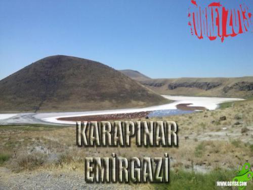 2013/07/29 Türkiye Turu 18. GÜN (Meke Gölü-Emirgazi)
