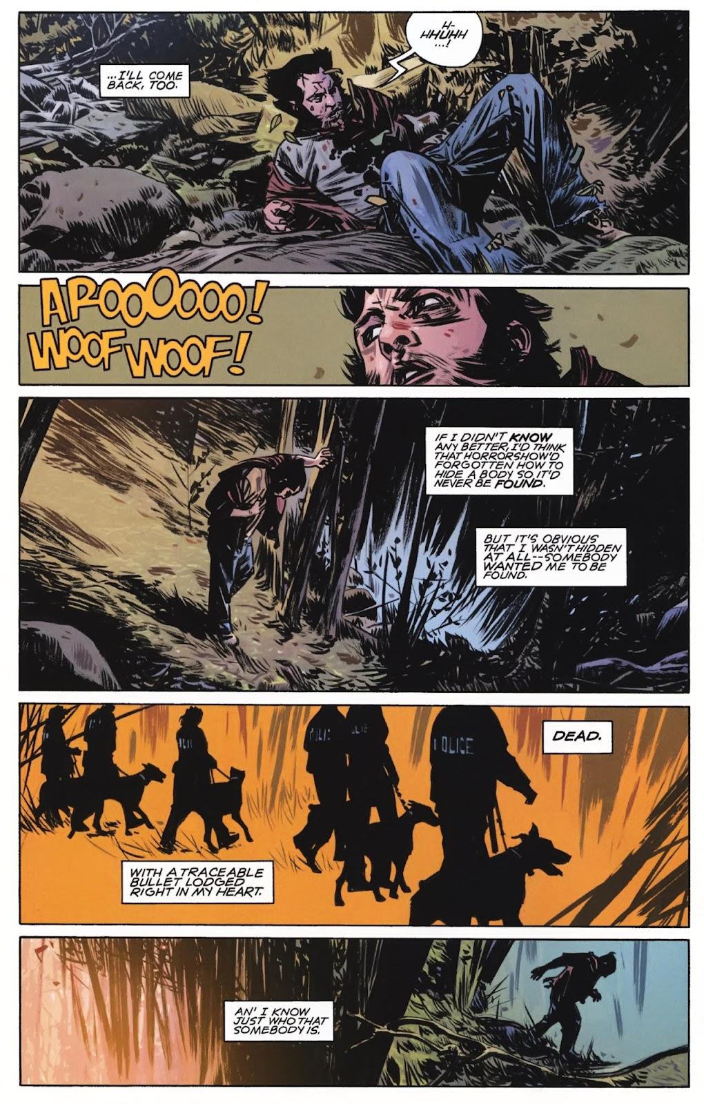 Read online Wolverine (2003) comic -  Issue #74 - 12