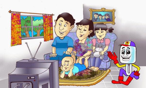 Menonton TV