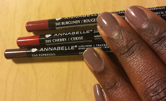 Annabelle: Lip Liners Review