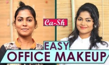 Easy Office & College Makeup for Indian Skin | Lakme Makeup Tutorial | Easy Tutorial