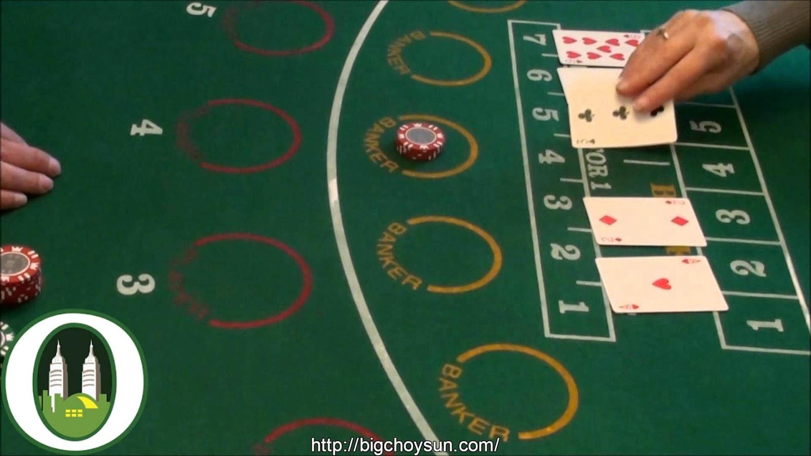online casino malaysia baccarat