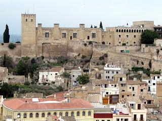 Castell de la Suda; Castillo de la Suda; Tortosa; Tarragona; Terres de l'Ebre; Catalunya; Cataluña; Catalonia; Catalogne
