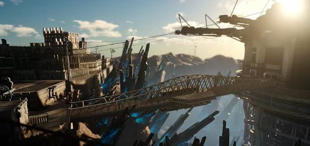 Final Fantasy XV se luce en su estreno