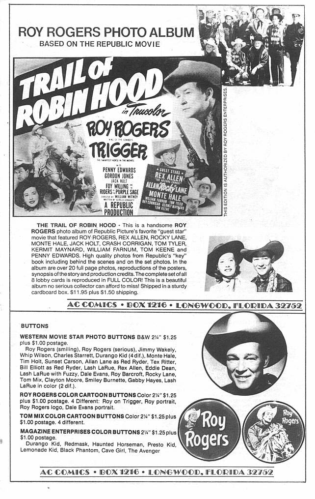 Read online Roy Rogers comic -  Issue #3 - 38