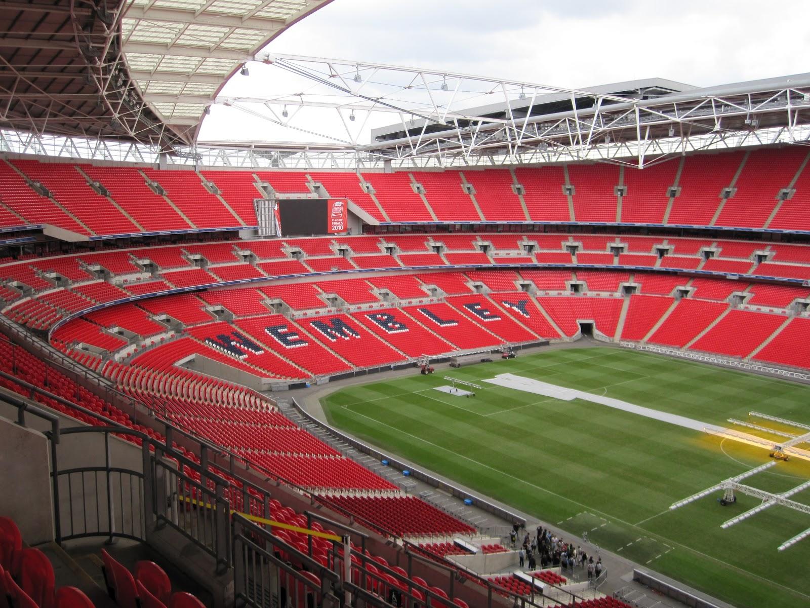 Londinoupolis Wembley Stadium