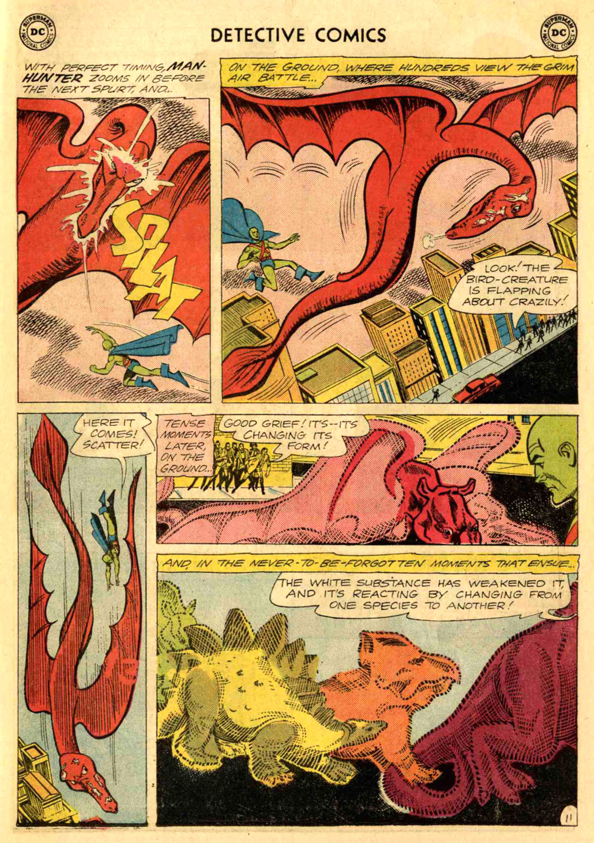 Detective Comics (1937) 321 Page 30