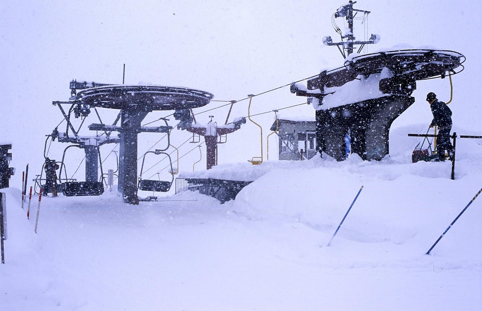 日 場 五 町 スキー